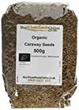 Buy Whole Foods Organic Caraway Seeds 500 g