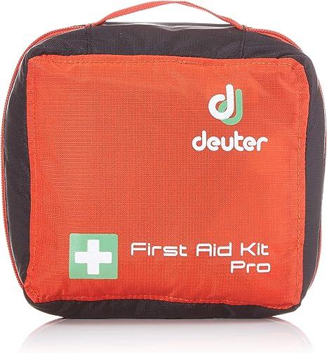 Deuter First Aid Kit Pro Botiquín de Primeros Auxilios, Unisex Adulto, Naranja (Papaya), Talla Única: Amazon.es: Deportes y aire libre