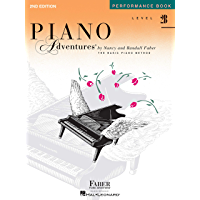 Piano Adventures : Level 2B - Performance Book book cover