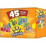 MAYNARDS Assorted Fun Treats Halloween Candy, 45 count, 562g