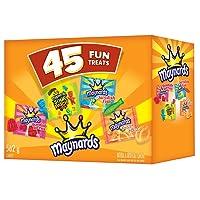 Maynards Halloween Candy, 45 Count, 562 Gram