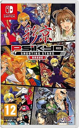 Psikyo Shooting Stars Bravo Limited Edition (Switch) - Nintendo Switch [Importación inglesa]: Amazon.es: Videojuegos