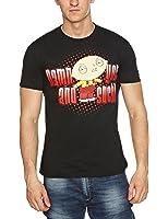 Bravado Family Guy Damn You And Such Men's T-Shirt