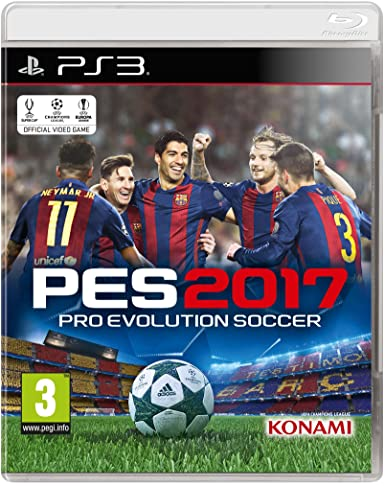 Buy PES 2017 (PC) Online at Low Prices in India | Konami
