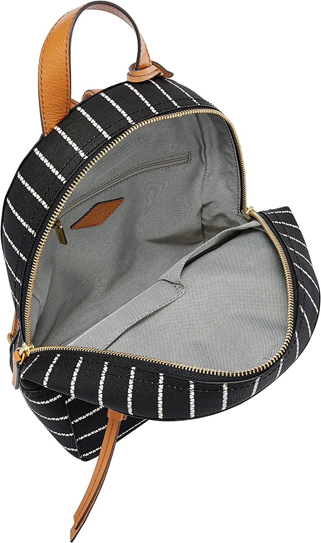 Fossil Womens Megan Leather Backpack Handbag Purse