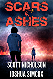 Scars and Ashes: A Post-Apocalyptic Thriller (Zapheads Book 2)