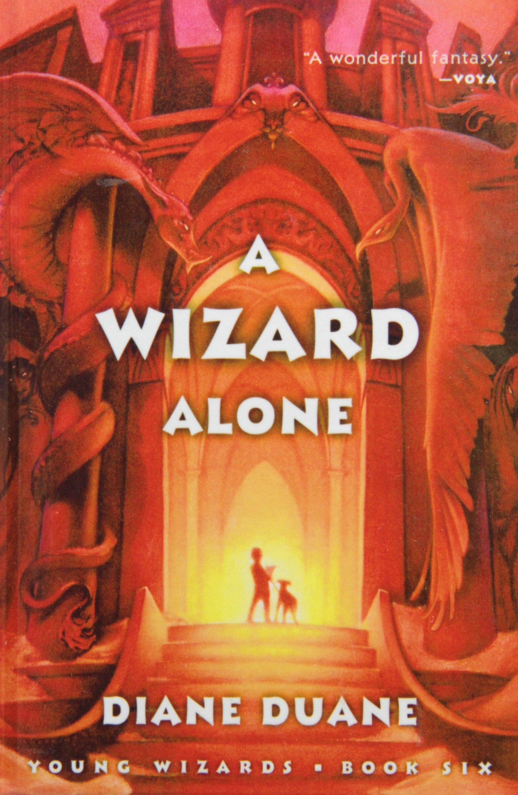 Download A Wizard Alone (Young Wizards) ebook