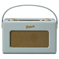 Roberts Radio Revival iStream2 DAB/DAB+/FM Internet Radio - Duck Egg (Certified Refurbished)