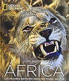 Viaje a África: Los mejores destinos para ver fauna salvaje (GRANDES OBRAS ILUSTR)