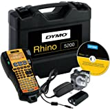 Dymo S0841390 Rhino 5200 Labelling Machine Kit Case