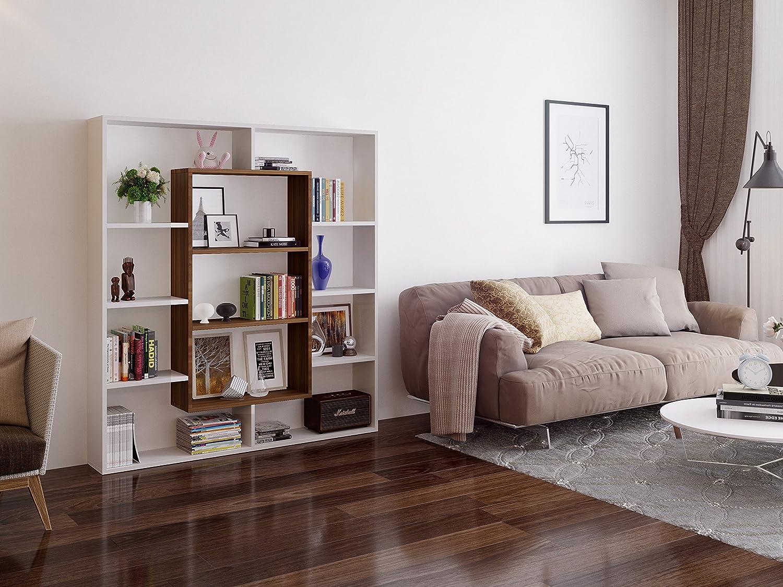 Libreria moderna di design da terra made in italy zia veronica