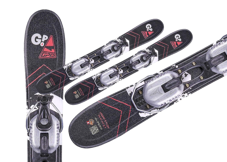 Snowblades Min Carv 75cm + Bindung Bindung Bindung +