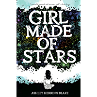 Girl Made of Stars book cover