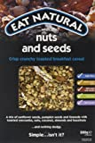 Eat Natural Crunchy Breakfast with Nuts and Seeds 500 g (Pack of 6)