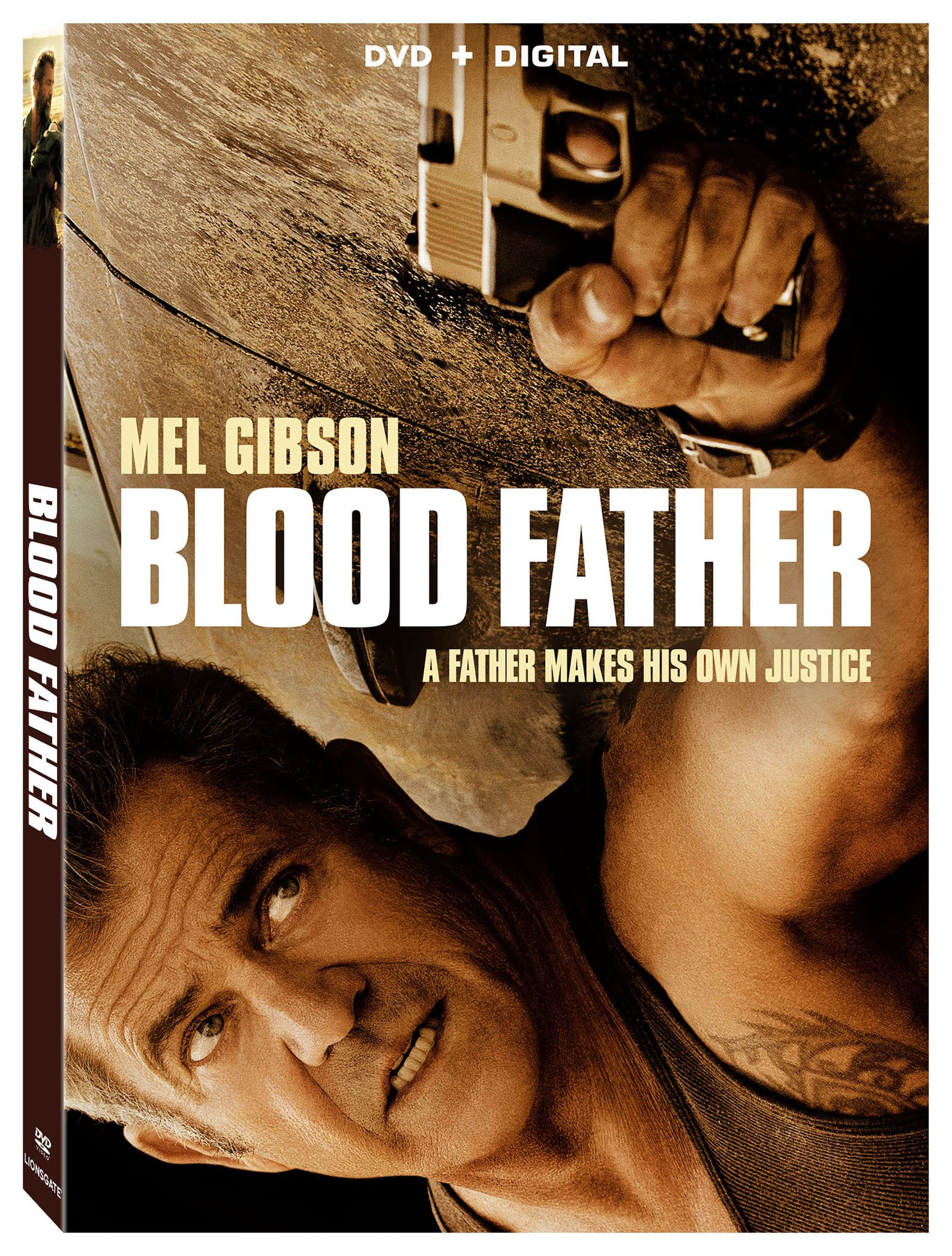 DVD : Blood Father (DVD)