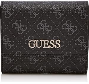 Guess - Shannon Slg Small Trifold, Monederos Mujer, Blanco ...