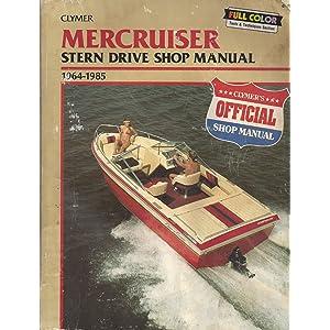 mercury mercruiser 24 gm v8 5 0l 5 7l boat workshop manual