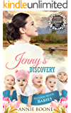 Mail Order Bride: Jenny's Discovery: A Sweet and Clean Western Frontier Love Story (Blessed with Babies Book 3)