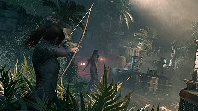 Shadow Of The Tomb Raider Estándar (Edición Exclusiva Amazon ...