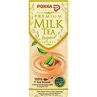 Pokka Premium Milk Tea, 250ml (Pack of 6)