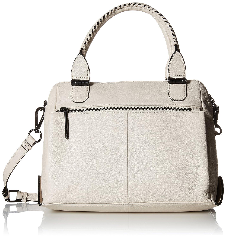 d329e79a4076 Elliott Lucca Olvera Metro Satchel Bag, Stone, One Size: Handbags ...