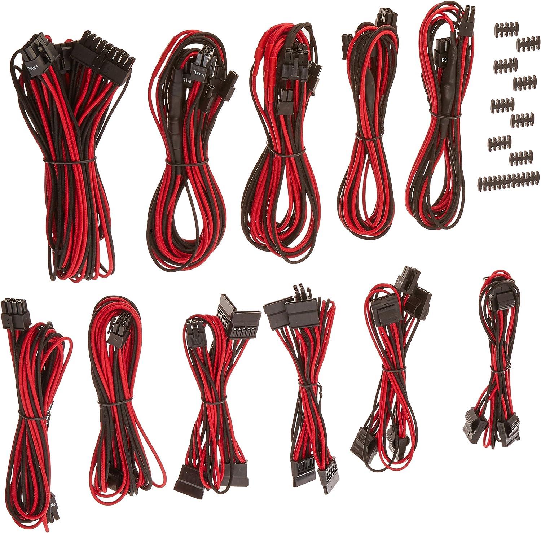 Corsair Cp 8920155 Premium Sleeved Rmi Rmx Sf Und Elektronik
