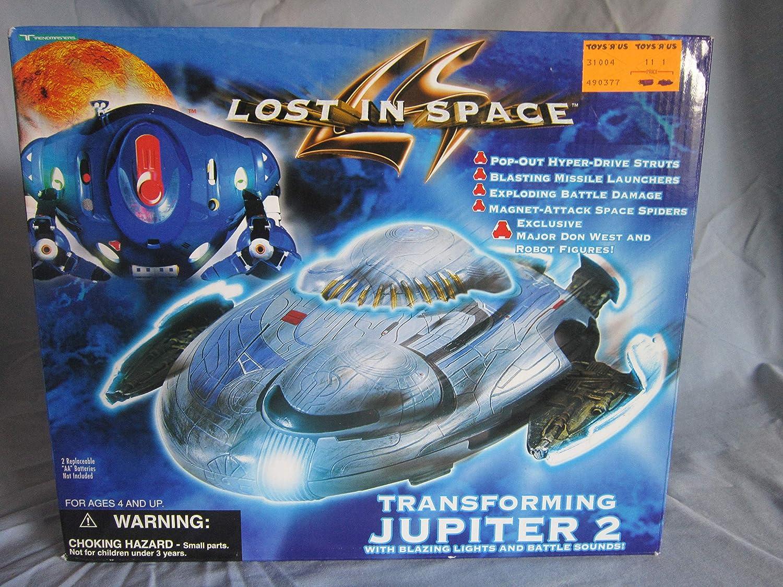 Lost in Space Transforming Jupiter 2 Trendmasters 31004