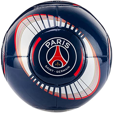 Paris Saint Germain - Balón oficial Paris Saint Germain - Talla 5 ...