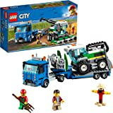 LEGO City Harvester Transport 60223 Building Toy