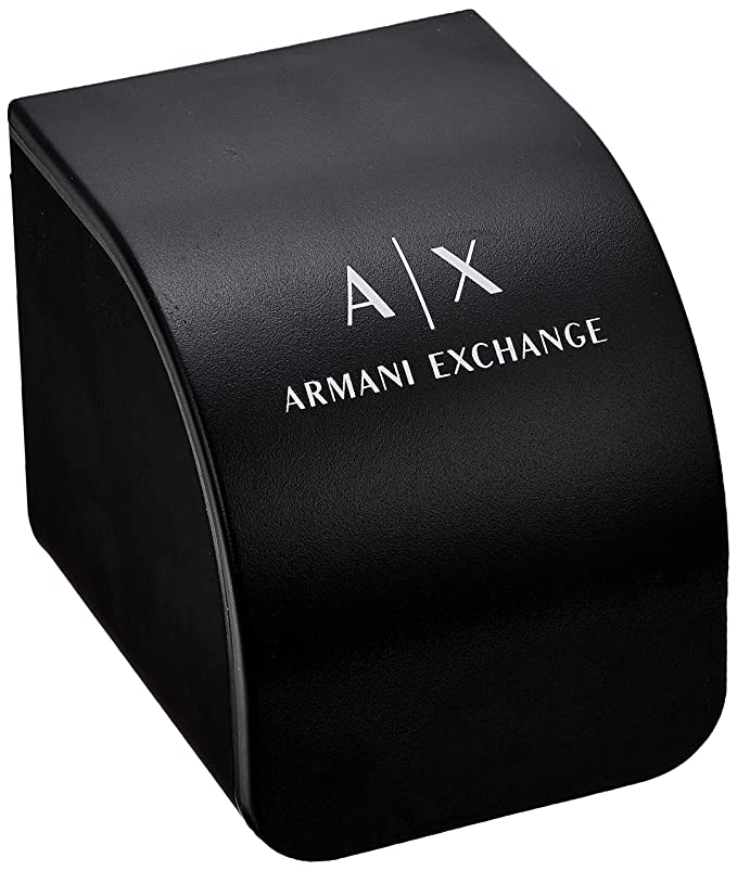 573a302352aa Buy Armani Exchange Outerbanks Analog Blue Dial Men s Watch - AX2508 Online  at Low Prices in India - Amazon.in