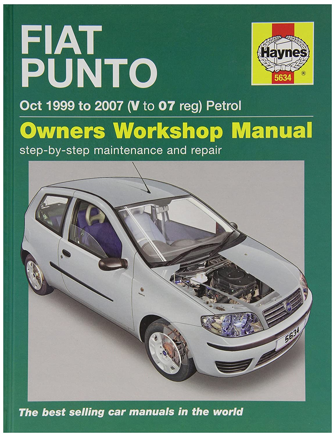 Haynes 5634 Service and Repair Workshop Manual: Amazon.co.uk: Car &  Motorbike