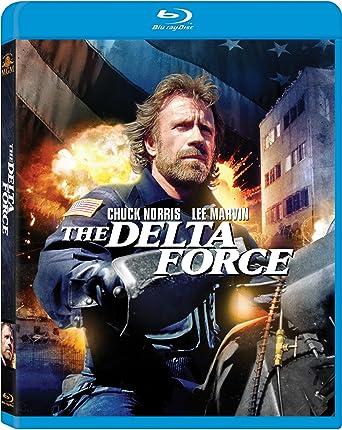 delta force chuck norris cast