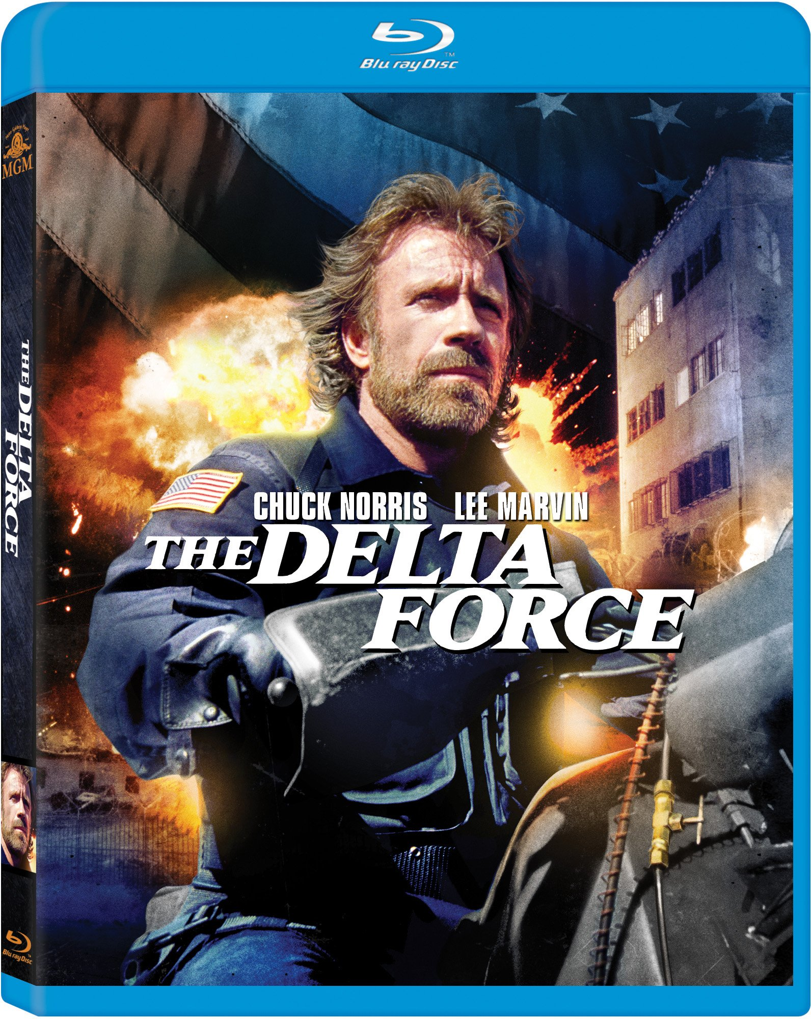 Blu-ray : The Delta Force (, Widescreen, Digital Theater System)