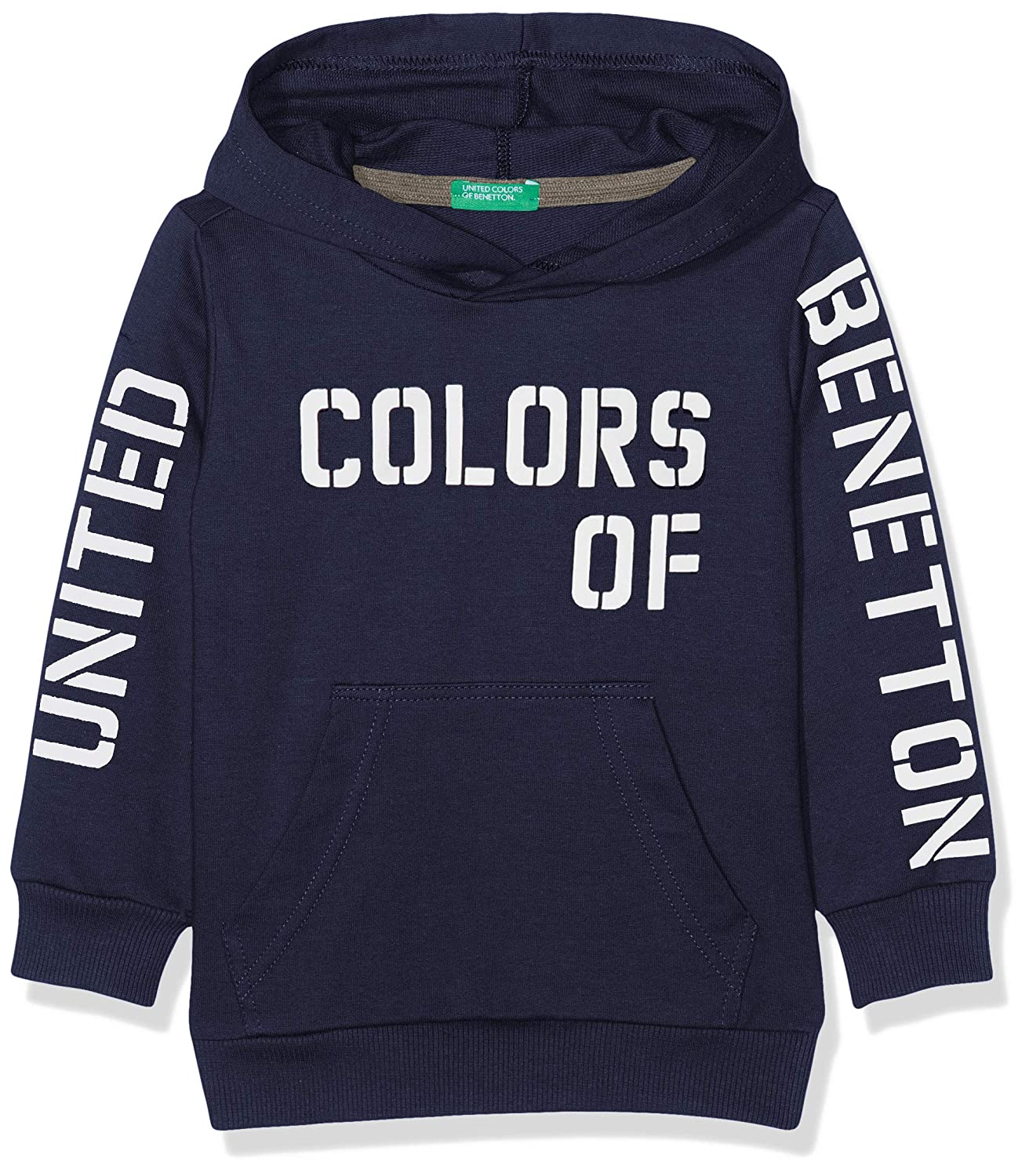 United Colors of Benetton Sweater W/Hood, suéter para Niños: Amazon.es: Ropa y accesorios