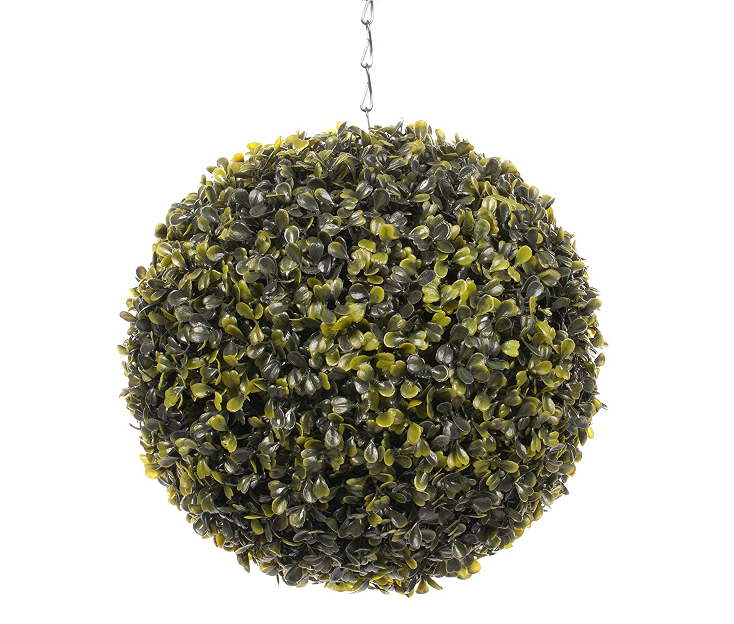 Closer2Nature Artificial 22cm Boxwood Ball Topiary x 2 - Chains Not included 2TM007D