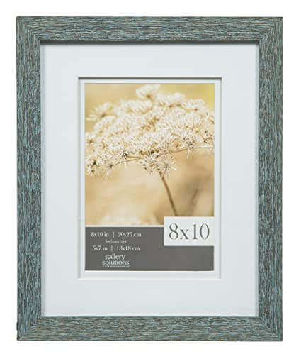 Amazon.com: Gallery Solutions 8x10 Patina Wall or Tabletop Frame ...