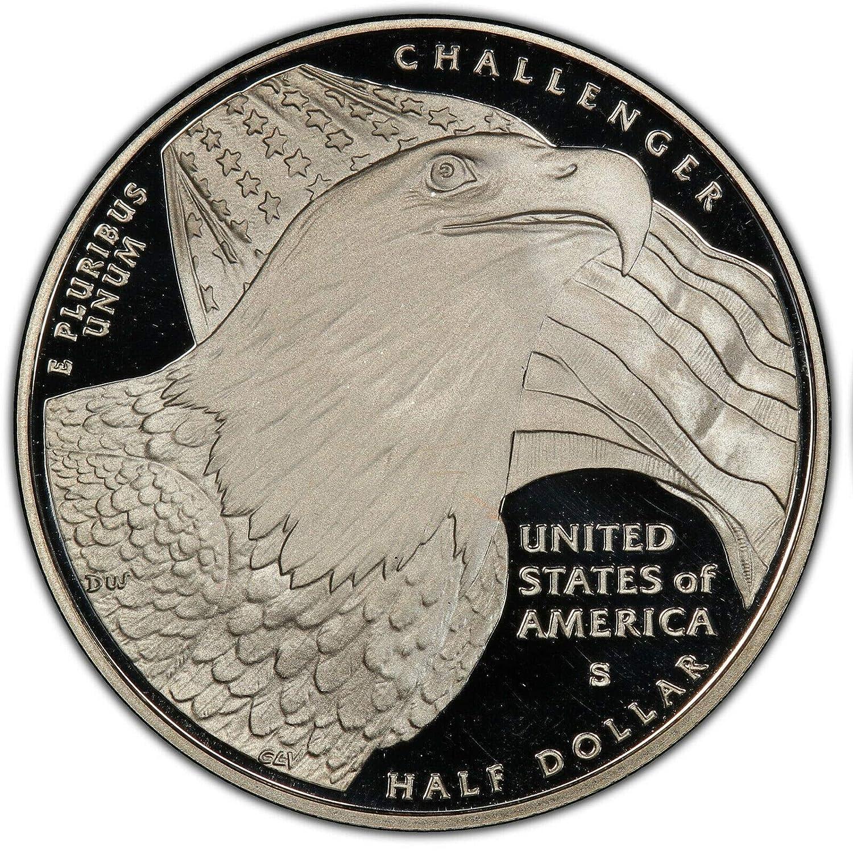 2008 S Bald Eagle Commemorative Proof Half Dollar DCAM OGP Box w//COA US Mint