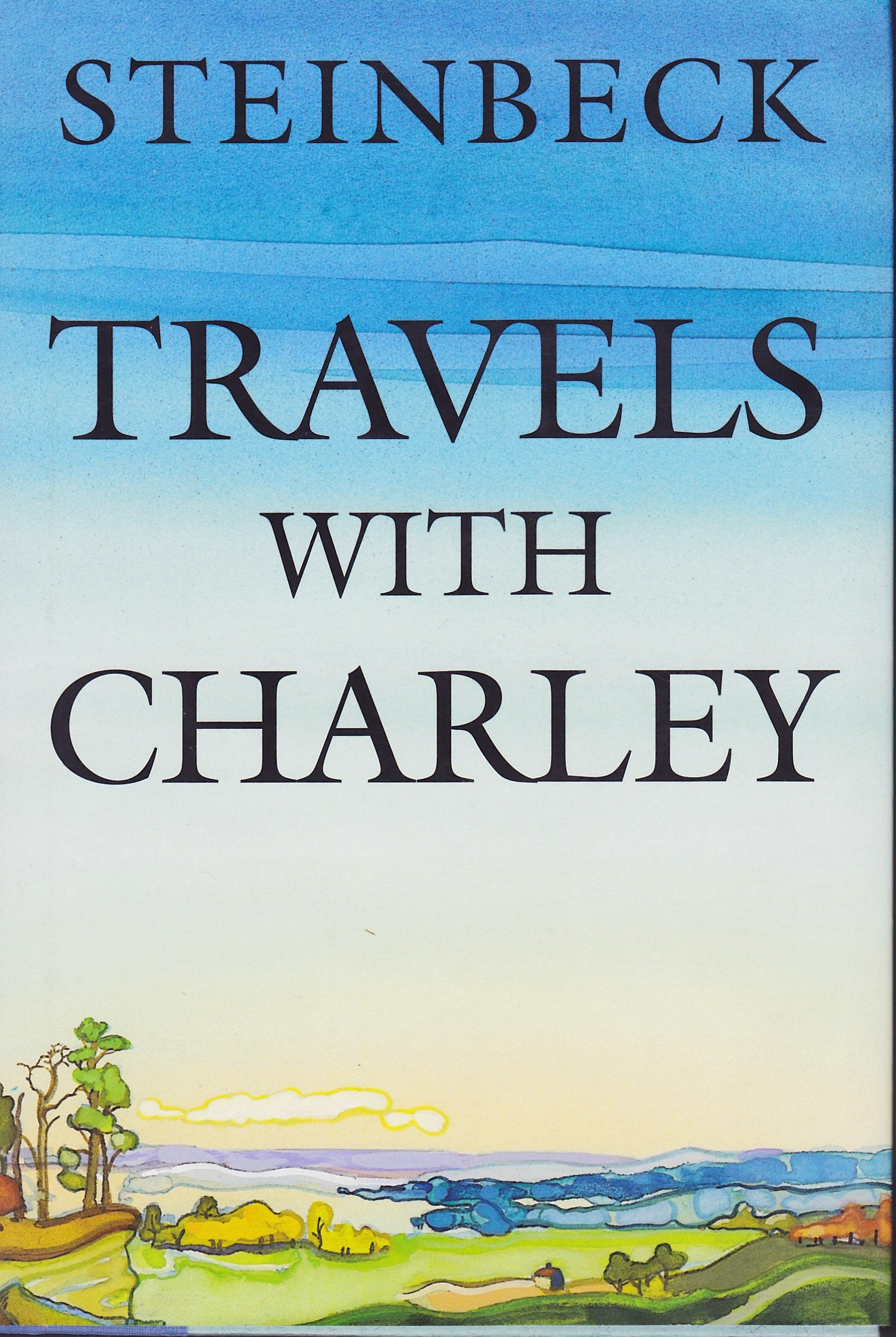 Travels With Charley Amazon Books