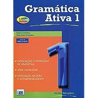 Gramatica Ativa (segundo Novo Acordo Ortografico): Book 1 (levels A1, A2 and (Gramtica Ativa Segundo Novo Ac)