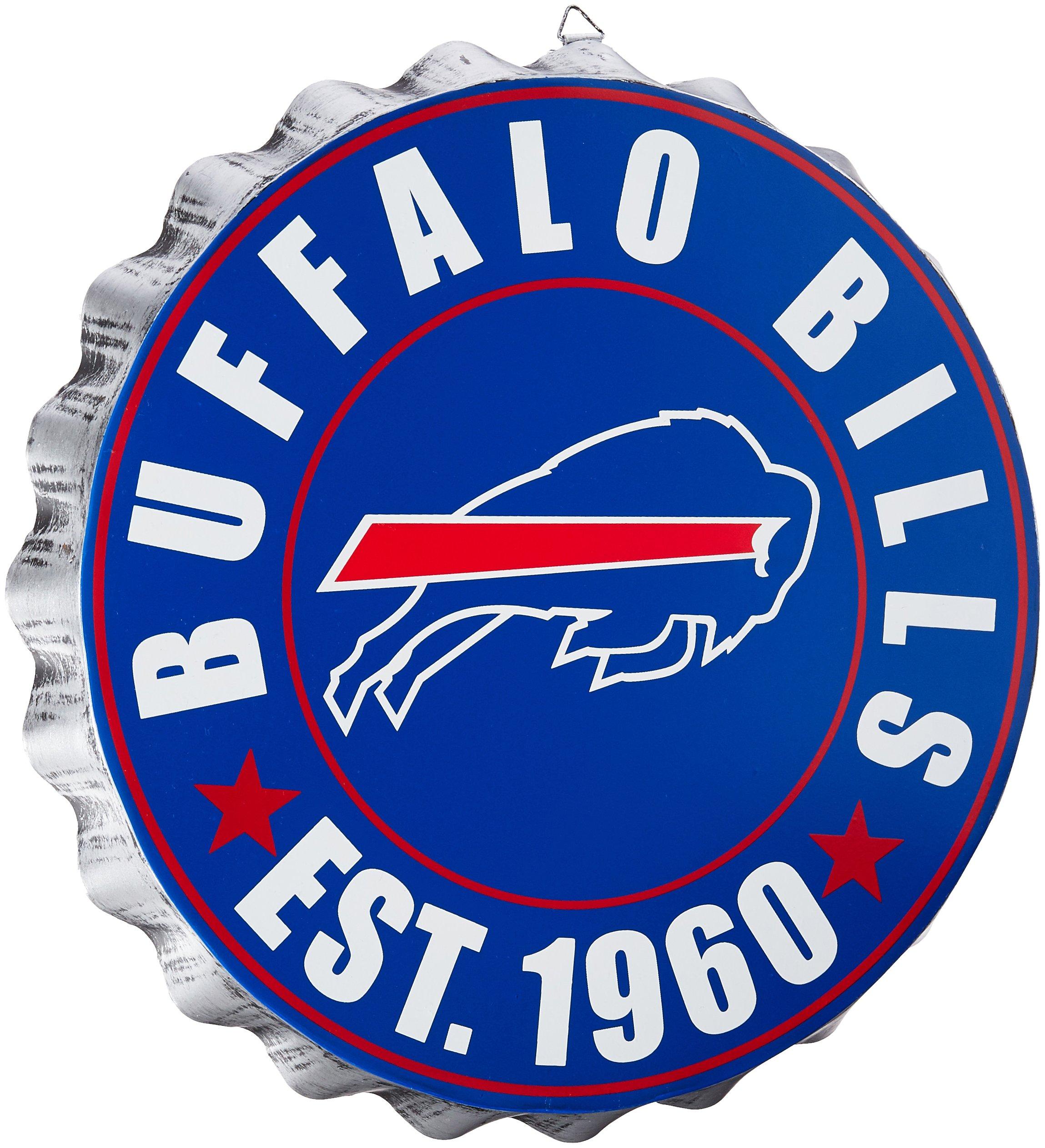Buffalo Bills 2016 Bottle Cap Wall Sign by FOCO