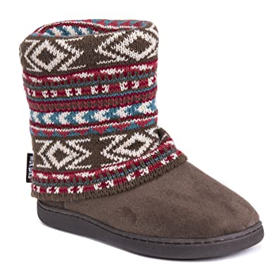 Women's MUK LUKS Raquel Boot ... Slippers QsuS2f
