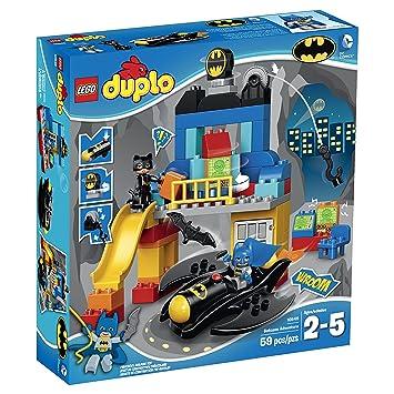 Amazon Lego Duplo Super Heroes Batcave Adventure 10545 Building