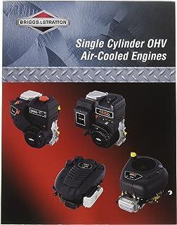 amazon com briggs stratton 272147 lawn garden equipment engine rh amazon com Yamaha Service Manuals PDF Truck Manual
