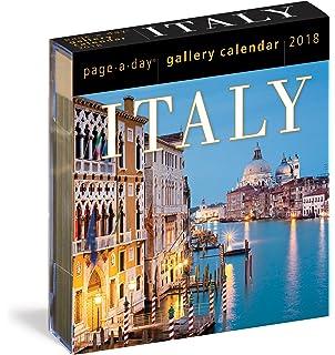 Art PageADay Gallery Calendar 2018 Workman Publishing