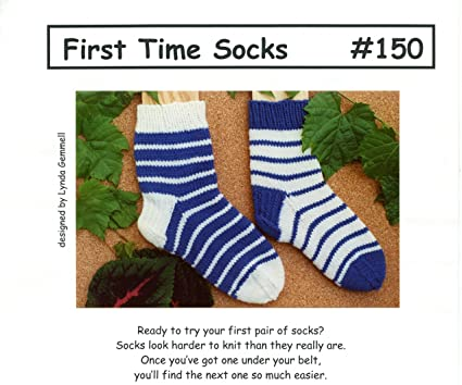 Amazon Cabin Fever Knitting Pattern 150 First Time Socks