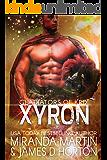 Xyron: A SciFi Alien Romance (Gladiators of Krix Book 1)