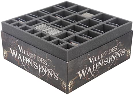 Foam tray value set for Mansions of Madness
