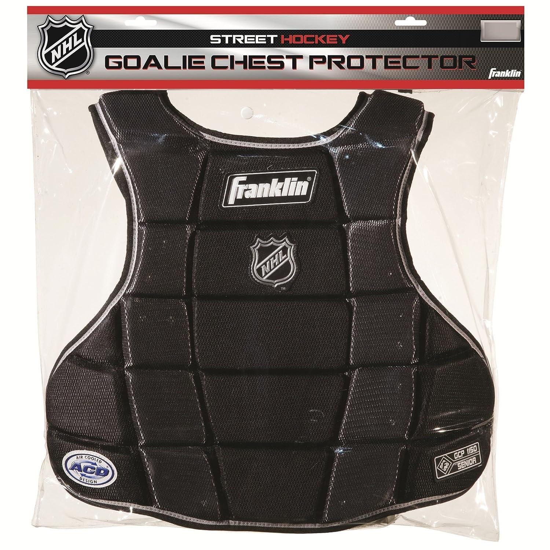 Franklin Sports NHL SX Pro GCP 1150 Goalie Chest Protector GCP Goalie Chest - SIZE