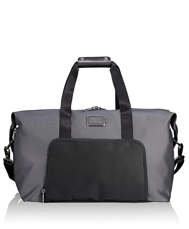 d6ff68413 Amazon.com | Tumi Alpha 2 Double Expansion Travel Satchel Duffel Bag,  Pewter, One Size | Briefcases