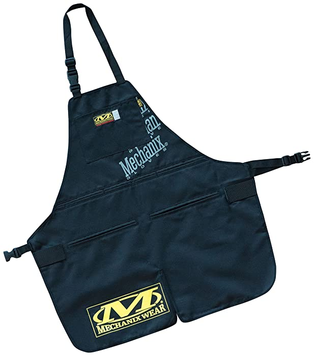 Mechanix Wear - Shop Apron (One Size, Black)